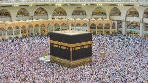 Hajj receives only 10,000 Muslim pilgrims this year