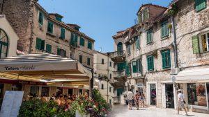 Croatian tourism is slowly regaining its strength