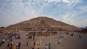 Mexico reopens UNESCO Teotihuacan for Tourism Recovery
